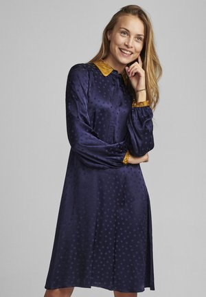 NUBRIALLEN - Shirt dress - moonlit