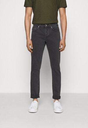 PANTALONE GEORGE - Slim fit jeans - alphalt