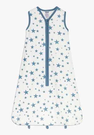 UNWATTIERT ÄRMELLOS - Baby's sleeping bag - marine