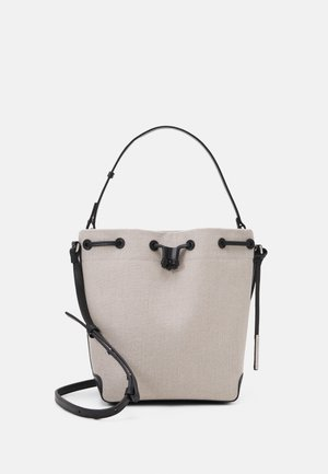 CECILIA - Handbag - beige melange