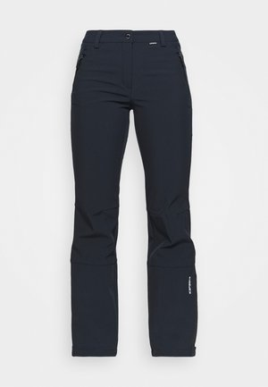 FRECHEN - Snow pants - dark blue