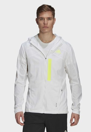 MARATHON TRANSLUCENT  - Sports jacket - white