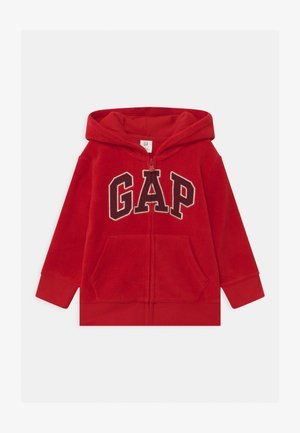 TODDLER BOY  - Fleece jacket - modern red