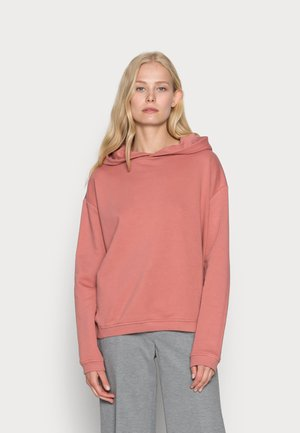 HOODY  - Sweater - coral