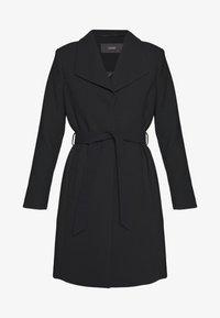 Esprit Collection - PLAIN COAT - Classic coat - black - 5