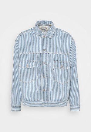 LMC OVERSZD TYPE II TRKR - Denim jacket - radar