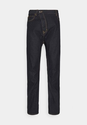 NEW ASYMMETRIC - Straight leg jeans - indigo