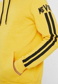 YOURTURN - Hoodie - yellow - 5