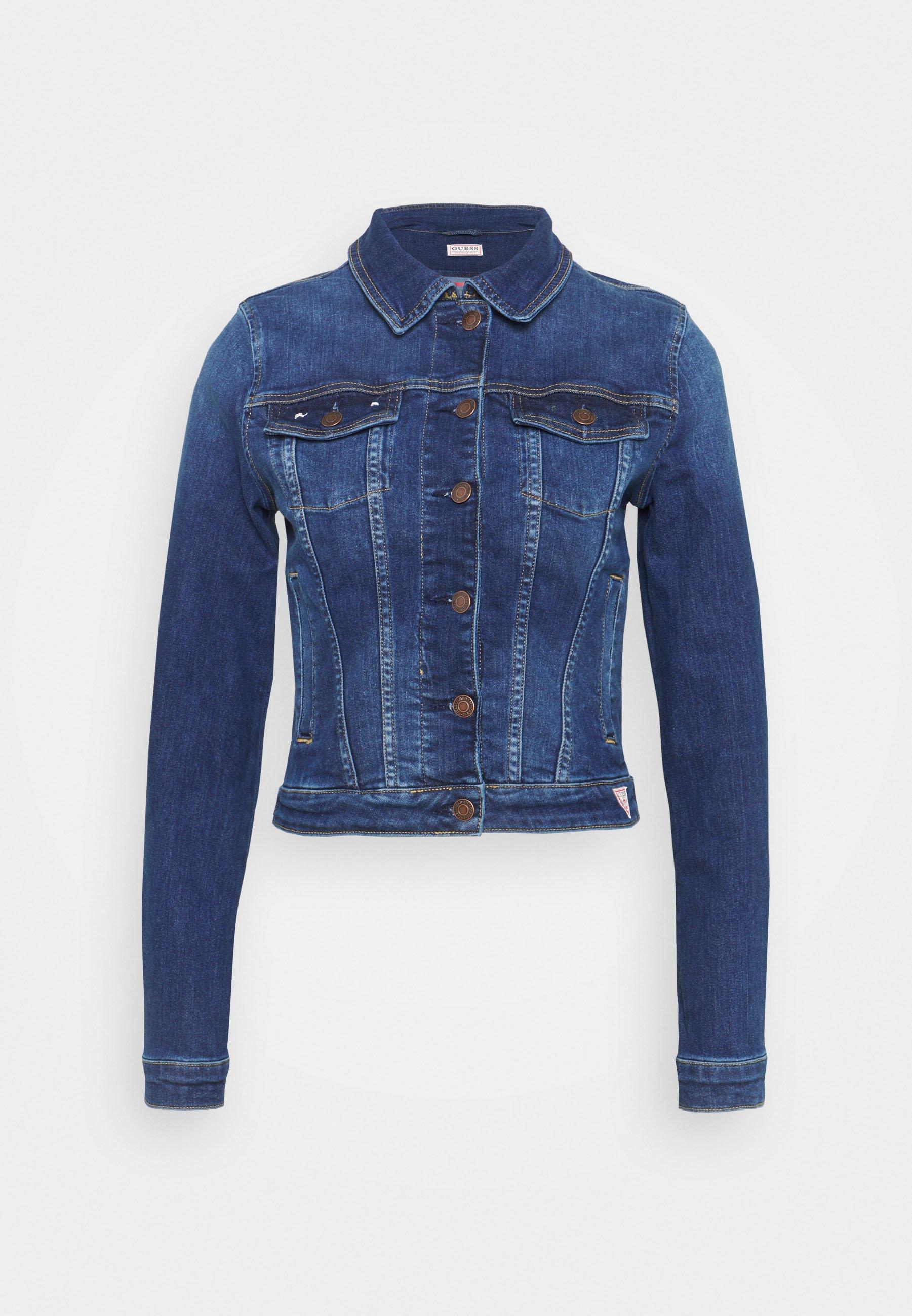 Women SEXY TRUCKER JACKET - Denim jacket