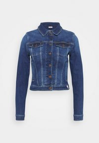 Guess - SEXY TRUCKER JACKET - Denim jacket - carrie mid - 0