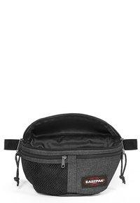 Eastpak - SAWER/CORE COLORS - Bum bag - black denim - 4