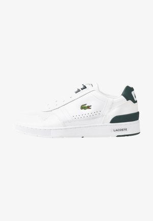 T-CLIP - Baskets basses - white/dark green