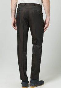 Wilvorst - Suit trousers - dunkelbraun - 3