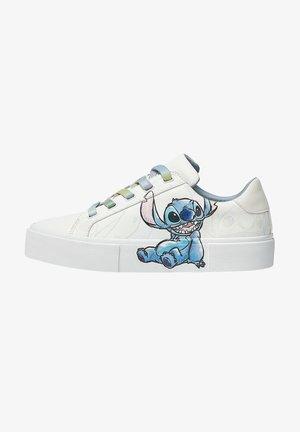 LILO & STITCH - Sneakers laag - white
