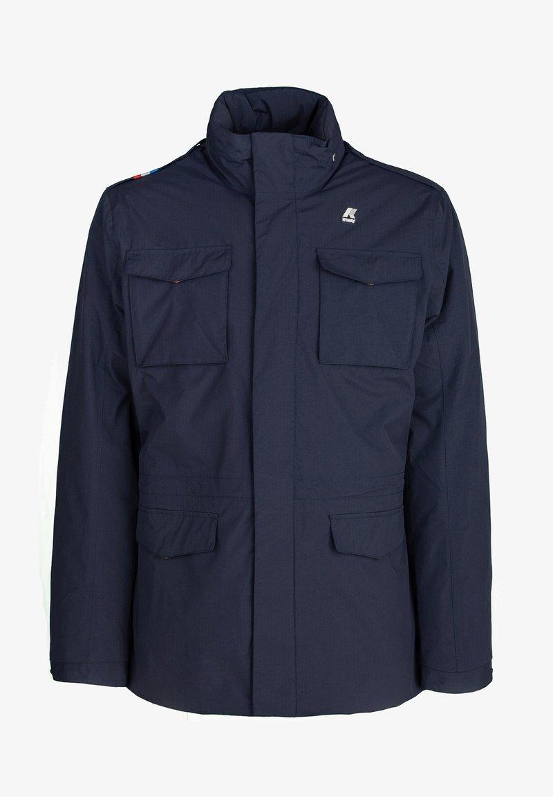 K-Way - MARMOTTA - Winter jacket - blue maritime-blue depht