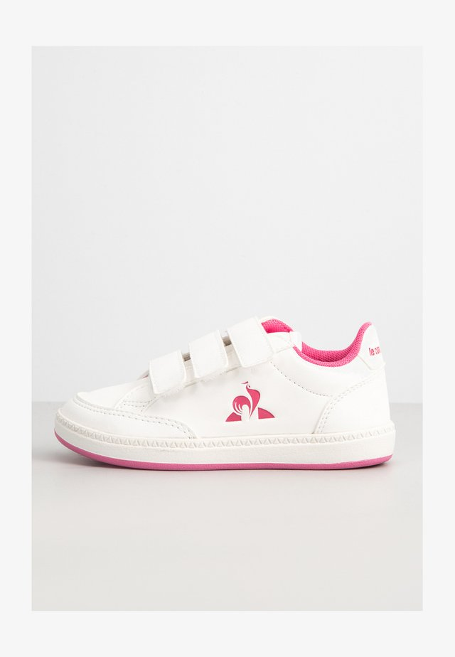 MATCHPOINT - Trainers - optical white/pink carnation