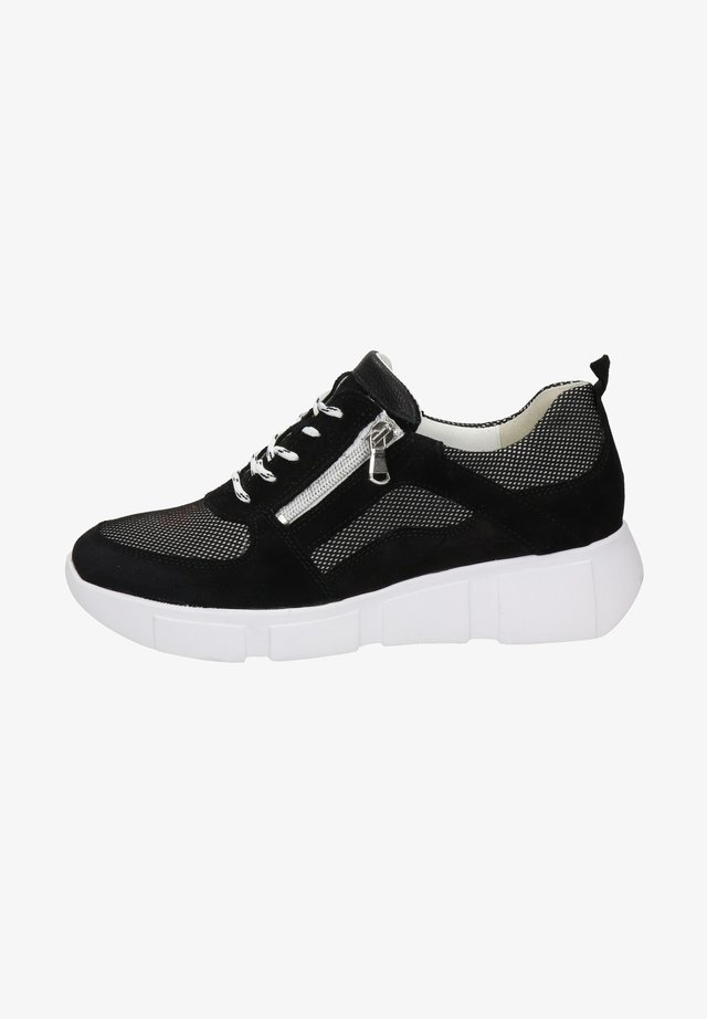 WALDLÄUFER - Sneakers laag - zwart
