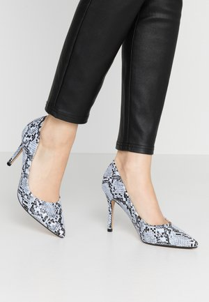 DELE POINT COURT - High heels - multicolor