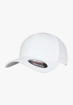 FLEXFIT 3D HEXAGON - Casquette - white