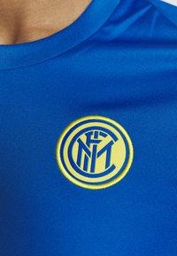 Nike Performance - INTER MAILAND  - Club wear - blue spark/black/tour yellow - 6