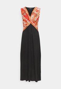 Desigual - YAKARTA - Długa sukienka - black - 0