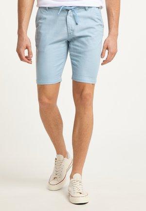 Shorts - parrot blue