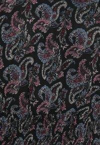ONLY - ONLASTA SMOCK DRESS - Kjole - black - 2