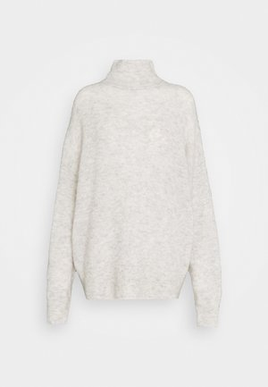 JACI TURTLENECK  - Jumper - light grey
