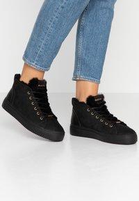 Blackstone - Sneakers high - nero - 0