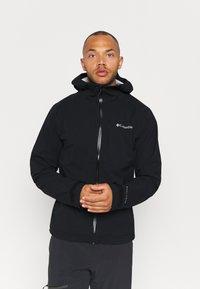 Columbia - OMNI-TECH™ SHELL - Waterproof jacket - black - 0