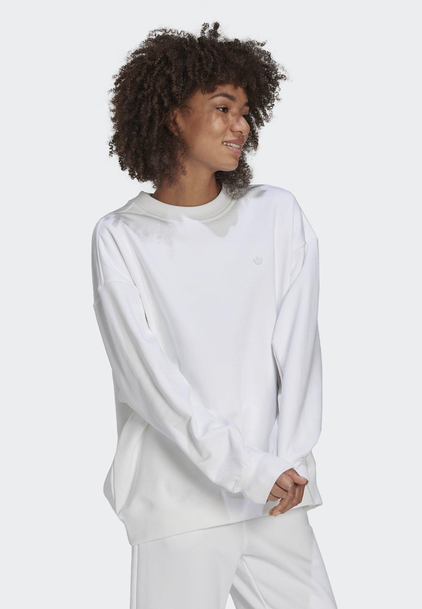 Women SWEATSHIRT ORIGINALS ADICOLOR PULLOVER RELAXED - Sweatshirt