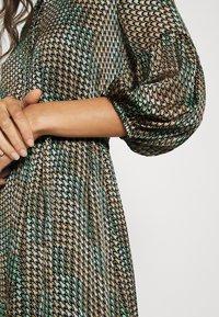 Vero Moda - VMBERTA ANKLE DRESS  - Vestito lungo - fir green - 5