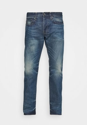 3301 TAPERED - Jeans Tapered Fit - hydrite denim - dk aged antic