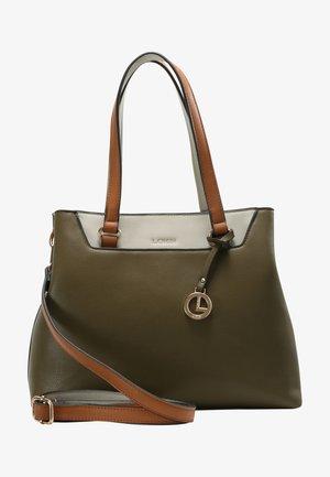 FARAH  - Tote bag - khaki