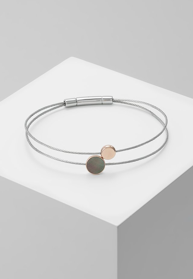 ANETTE - Armband - rose gold-coloured/silver-coloured