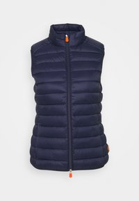 Save the duck - GIGAY - Waistcoat - navy blue - 4
