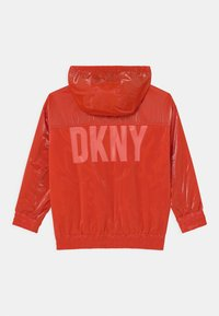 DKNY - HOODED - Light jacket - poppy - 1