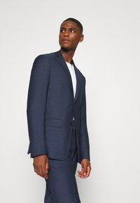 Calvin Klein Tailored - SPECKLED SUIT - Suit - blue - 6