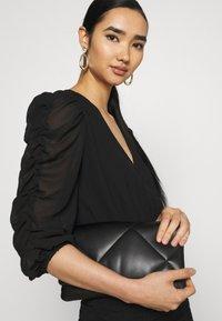 Gina Tricot - MICHELLE DRESS - Juhlamekko - black - 3
