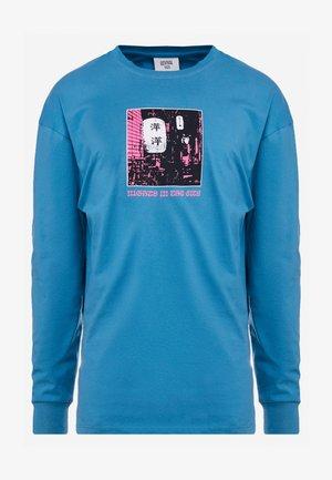 TOKYO JAPAN - Langærmede T-shirts - blue