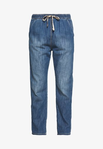 SLOW SWELL PANT - Trousers - medium blue