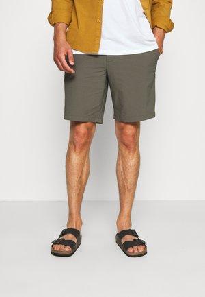 HYBRID  - Shorts - washed olive