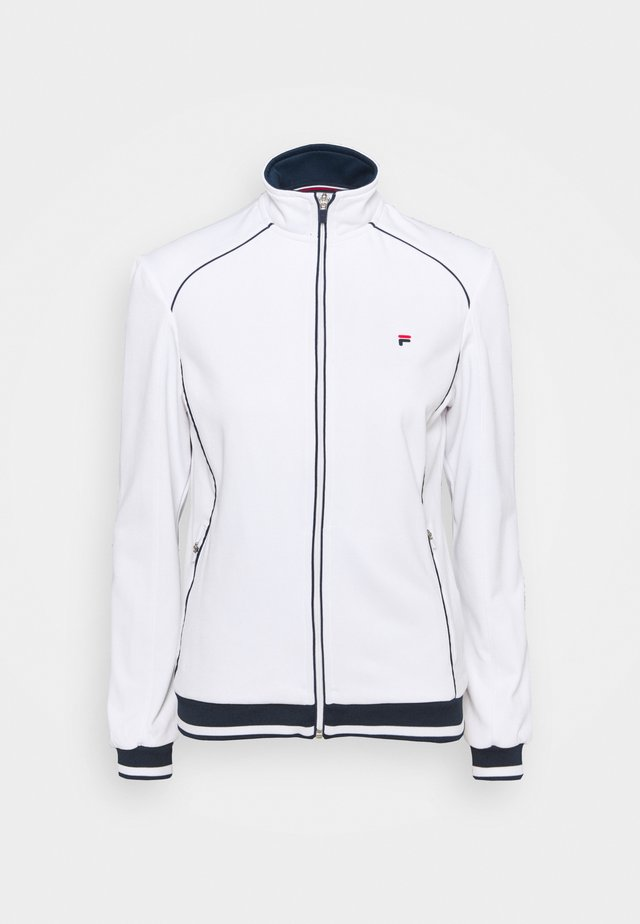 JACKET SOPHIA - Sportovní bunda - white