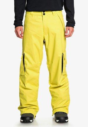 BANSHEE - Pantalon de ski - warm olive