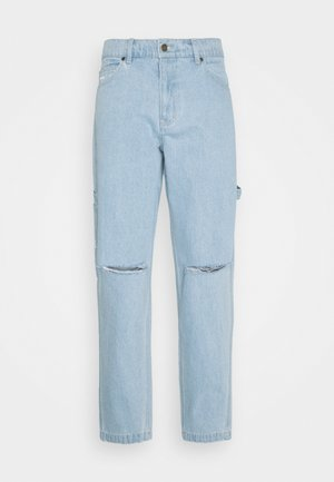 RINSE PANTS - Jean boyfriend - light blue
