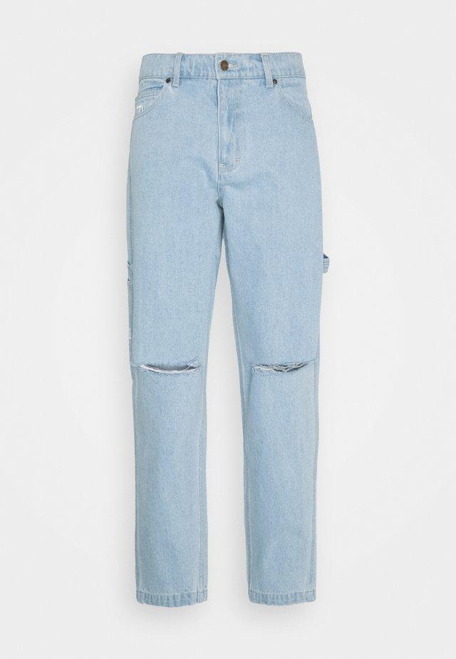 RINSE PANTS - Jeans baggy - light blue