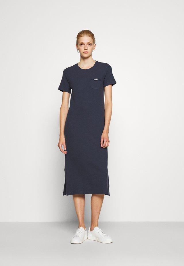MANALI DRESS - Košilové šaty - metallic blue
