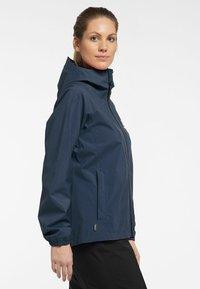 Haglöfs - BUTEO JACKET - Hardshell jacket - tarn blue - 2