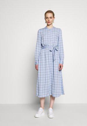 MELINE ALANA DRESS  - Blusenkleid - light blue