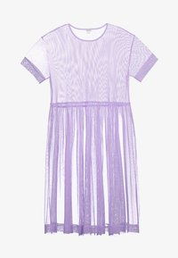 Monki - SILVIA DRESS - Korte jurk - tulle purple - 5